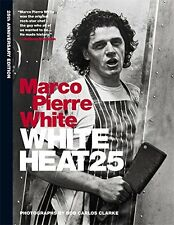 White Heat New Hardcover Book Marco Pierre White