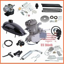 Professional 2 Stroke 80cc Cycle Motor Engine Kit Gas For Motorized Bicycles MY
