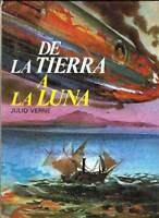 De la Tierra a la Luna - Julio Verne. Susaeta
