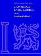 Cambridge Latin Course Unit 4 Omnibus Workbook North American edition (North A..