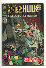 (1959) Marvel Tales To Astonish #86 Hulk Sub-Mariner - Fn