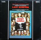 BO FILM VOYAGE OF THE DAMNED MUSIQUE LALO SCHIFRIN 33T LP 1977 ENTRACTE 6508
