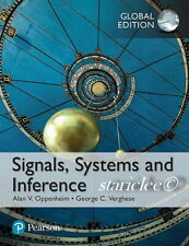 NEW 3 Days US Signals Systems and Inference 1E Oppenheim 1st Paperback Edition