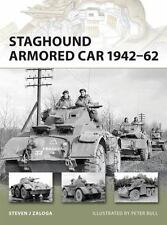 New Vanguard Staghound Armored Car 1942-62 No.159 WWII British Army Military LN