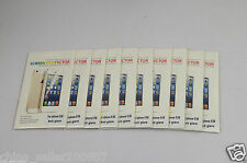 10x Anti-glare Matte LCD Front Screen Protector Cover Guard Film for iPhone 5/5S