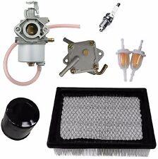 Club Car DS Gas Golf Cart Tune-Up Kit 1992 & Up Carburetor Air Oil Inline Filter