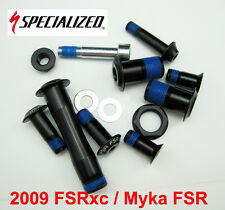 - New - Specialized 2009 FSR XC/Myka FSR Bolt Kit 9899-5195