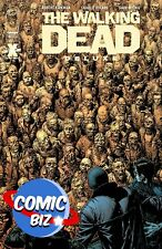 WALKING DEAD DELUXE #9 (2021) 1ST PRINTING FINCH & MCCAIG MAIN COVER A