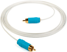 Chord C-sub Subwoofer Cable - RCA Sub Analogue Interconnect 300cm 3 Metre 3m