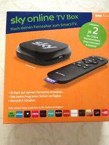 Sky Online Box
