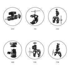 SmallRig Magic Arm Ballhead Super Clamp Monitor Holder Camera Adapter Universal