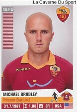 384 MICHAEL BRADLEY USA AS.ROMA STICKER CALCIATORI 2013 PANINI