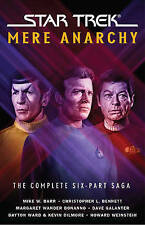 Star Trek: Mere Anarchy by Christopher L. Bennett, Margaret Wander Bonanno (Paperback, 2009)