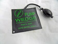 New KLOM Black (MR) Air Pump Wedge, PDR, Paintless  Dent Removal Free Shipping