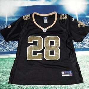 New Orleans Saints Women's Jersey Mark Ingram Reebok On Field NFL Football Sz M