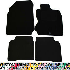 Nissan Note 2006-2013 Fully Tailored 4 Piece Car Mat Set with 1 Clip