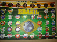 Opera Complete Box 40 Chips Brazil Collector Famila Upstand Brazil 2014