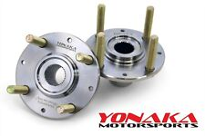 Yonaka 92-00 Honda Civic Wheel Hubs Swap Set K20 K24 RSX 36MM 240MM Brake Rotor