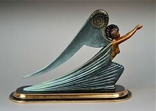 Angel (Bronze), Limited Edition, Erte - with COA