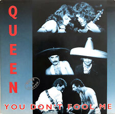 Queen CD Single You Don't Fool Me - Europe (EX/EX+)