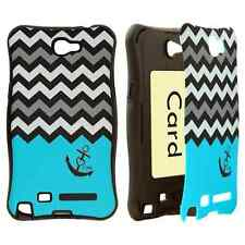 Card Pocket Fitted Cases for Samsung Galaxy Note
