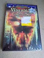 DVD - VENERDI' 13 PARTE VIII INCUBO A MANHATTAN - 1989 - SIGILLATO!  A8