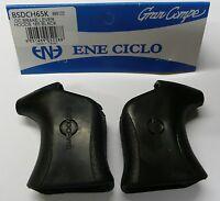 1pr DIA COMPE DC165 road bike brake lever hoods Black non aero for extension