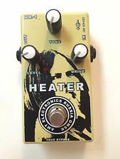 AMT Electronics HR-1 Heater JFET Overdrive Distortion Booster Rare Guitar Pedal