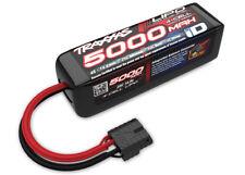 Traxxas Batteria Lipo con Connettore ID 5000mah 14 8v 4-zellen 25c per UDR -