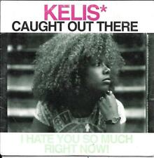 CD SINGLE 2 TITRES--KELIS--CAUGHT OUT THERE--1999