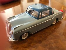 Vintage Schuco Rollfix 1085 | Mercedes-Benz 220 SE | Momentum Drive Tin Toy