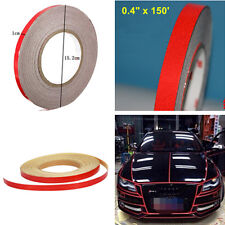 Universal Car Reflective Sticker Tape Auto Body Stripe DIY Self Adhesive 1cmx46m