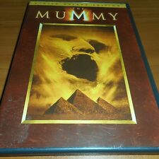 The Mummy (DVD, 2008, 2-Disc Widescreen Special Edition) Branden Fraser Used