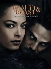BEAUTY & THE BEAST COMPLETE 2012 TV SERIES New Sealed 20 DVD Set Seasons 1 2 3 4