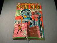 METAL MEN #20 The Cannibal Robot (Special: Dr. Yes) (DC Comics, 1966)