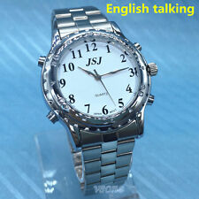 English Talking Watch for Blind People or Visually Impaired People or Low Vision