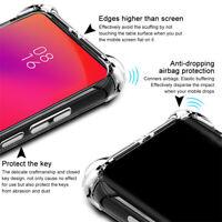 For Xiaomi Mi 9T Pro 9 SE A3 A2 Lite Shockproof Bumper Soft Clear TPU Case Cover
