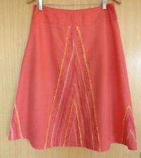 Monsoon A-line Linen Regular Skirts for Women