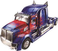 Hasbro Transformers Movies 4 Age of Extinction Leader Class Optimus Prime STOCK