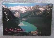 Lake Louise Banff Canada Magnet, Souvenir, Travel, Refrigerator