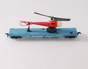 Lionel 0319 Vintage HO Operating Helicopter Car
