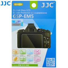 JJC LCP-EM5 LCD Screen Guard Protector PET Film For OLYMPUS OM-D E-M5 x 2pcs