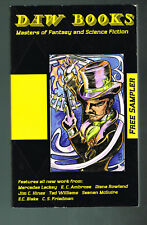 Daw Books Free Sampler: Mercedes Lackey, Tad Williams,C.S.Friedman 2011 PB