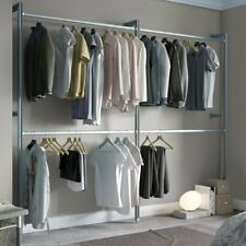 Space Pro Relax Wardrobe Storage Hanging System Kit 4