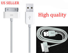 High quality USB Data Charger Cable Cord for i Pad iPhone i Pod 4 4S 3G 3GS