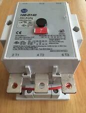 ALLEN BRADLEY 100-D140 100S-D140T22C Automation/ Electronic Equipment