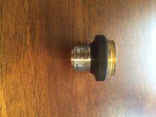 Carl Zeiss Jena 5.5x 5.5/0.1 T  microscope objective lens