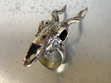 Animal Skull ring With Great Details