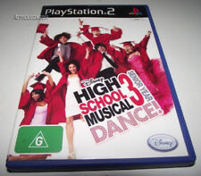 High School Musical 3 Senior Year Dance PS2 PAL *Complete*