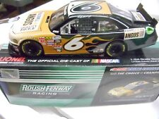 Rickey Stenhouse Jr 2011 # 6 1/24 Scale Ford Mustang Nascar Diecast